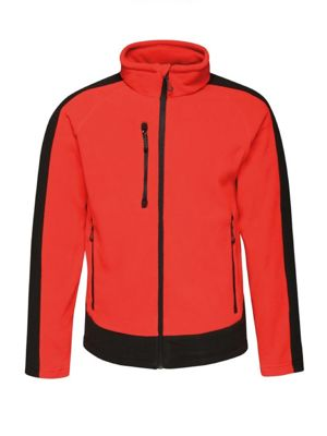 Regatta TRF523 Contrast 300 Full Zip Fleece