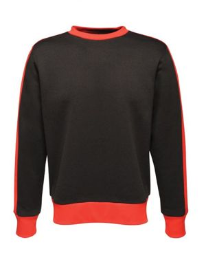 Regatta TRF527 Contrast Crew Sweat