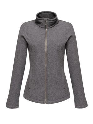Regatta TRF599 Parkline Full Zip Mini Stripe Fleece