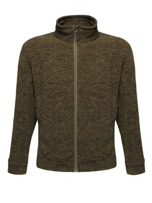 Regatta TRF603 Thornly Full Zip Marl Fleece