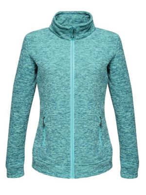 Regatta TRF604 Thornly Full Zip Marl Fleece