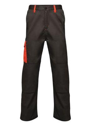 Regatta TRJ378 Contrast Cargo Trouser