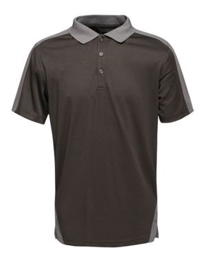 Regatta TRS174 Contrast Quick Wicking Polo Shirt