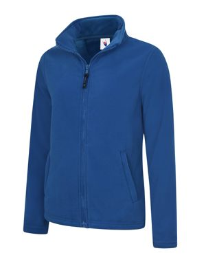 Ladies UC608 Classic Full Zip Fleece by Uneek