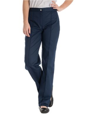 Alexandra W40 Womans Flat Front Trousers