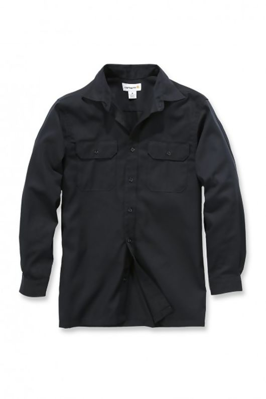 4ba89f7a852a Carhartt S224 Twill Long Sleeve Work Shirt