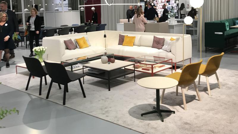 Bilder från Stockholm Furniture Fair