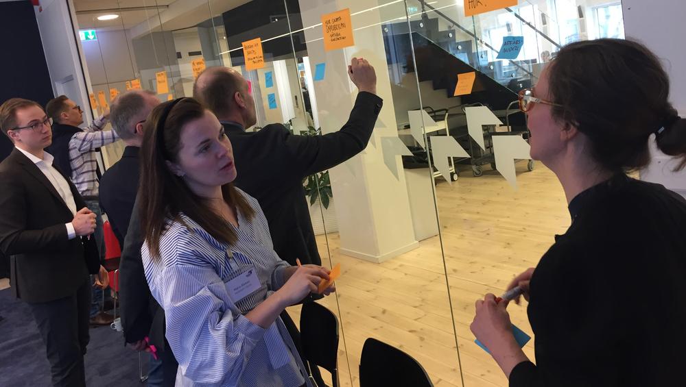 Möbelklustret har koppling till  Smart Specialisering Strategi