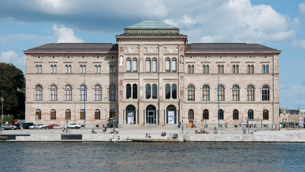 Årsmöte på Nationalmuseum