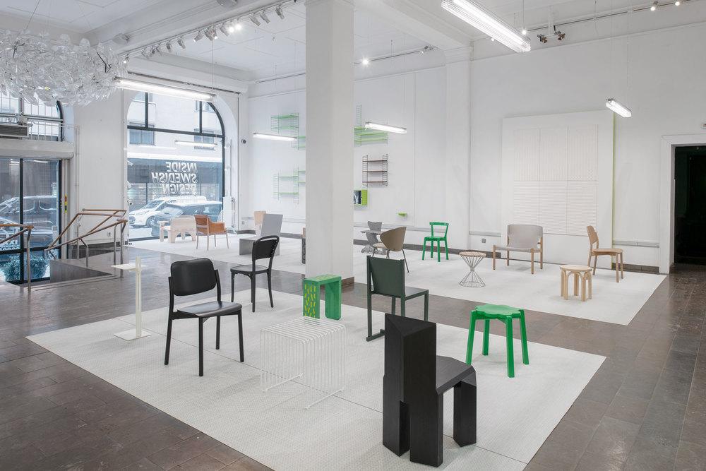 Succé för designevent i Auktionsverket - innovativ mötesplats sådde viktiga frön för framtiden