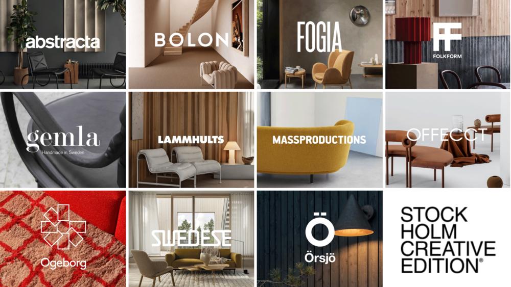 Medlemsföretag på Stockholm Creative Edition