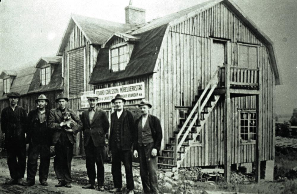 bild som tillhör artikeln Från skog till huvudstad – Lammhults historia