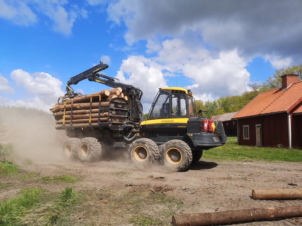 Under 2020 gick 86% av de nya skogsentreprenörerna med i ECSkog.