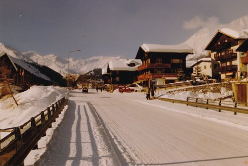 Sedrun unviern 1991