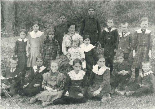 Scoula Seraplana, ca. 1930
