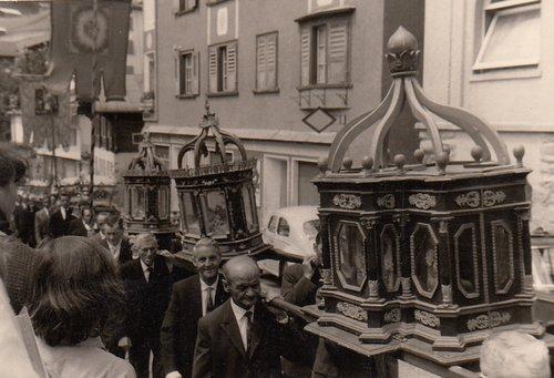 Mustér - processiun da sogn Placi