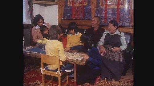 Tibetans en Engiadin'Ota