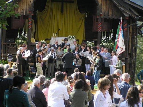 Processiun Trun Nossaduna dalla Glisch
