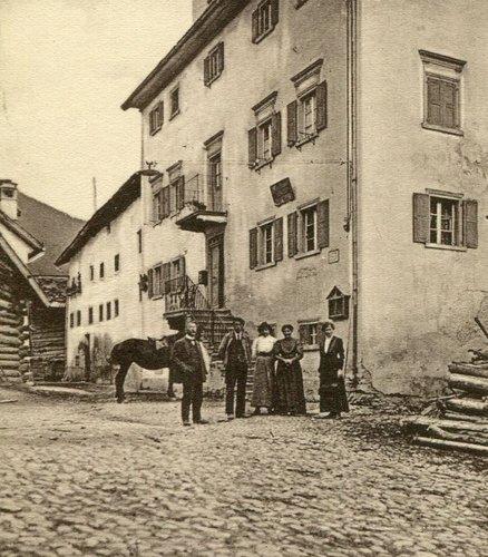 Gasthof zur Post Alvaschein