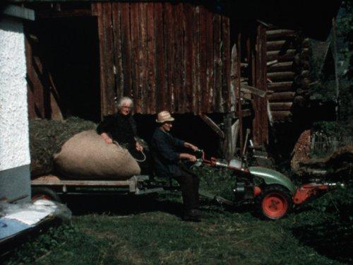La vita purila a Vuorz 1972
