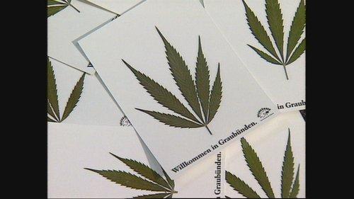 Bainvegni a Cannabis - Grischun
