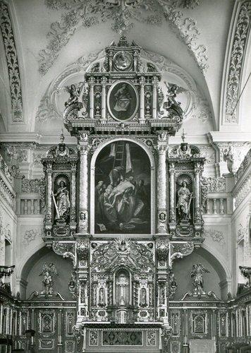 Klosterkirche Disentis - Hochaltar