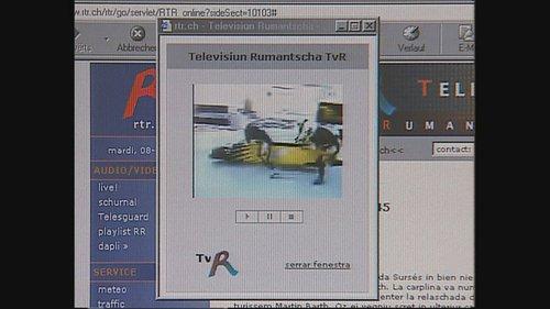 2002 - Nova cumparsa dad RTR en l'internet