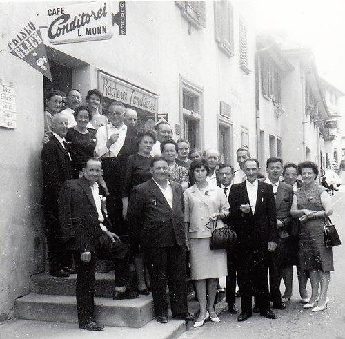 Mustér - Café Monn