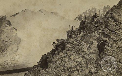 Alpinistinnen gesucht!