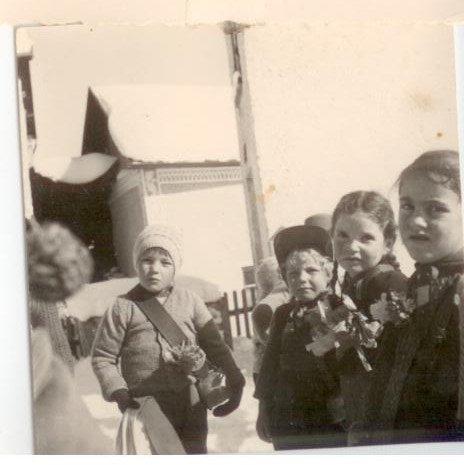 Chalandamarz a Tschlin, ca. 1955
