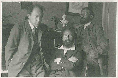 Men Rauch, Robert Cantieni, Jon Guidon