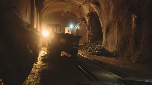 Tunnel d'Alvra RhB: las preparaziuns per in nov tunnel