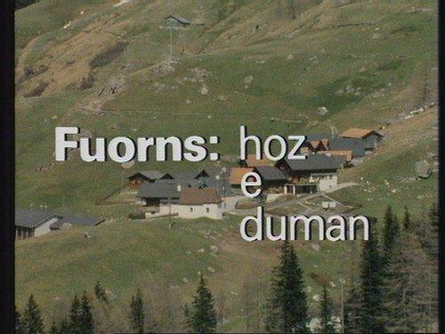 Purtret: Fuorns en Val Medel