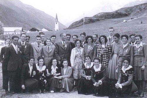 Cor masdà Tschlin / Festa da chant Ardez 1949