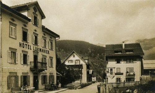 Hotel Lukmanier a Curaglia