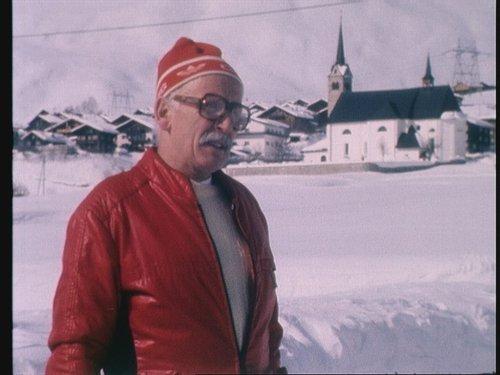 Il poet Vic Hendry e sia val Tujetsch