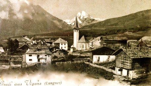 Vignogn: carta postala da 1930