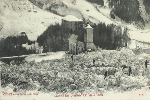 Lavinas: Mustér Val Sogn Placi