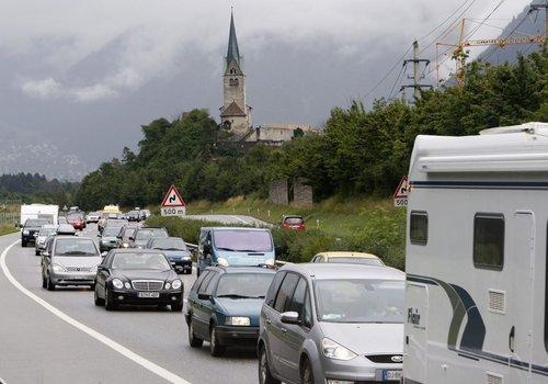Traffic silla A13 sper Domat
