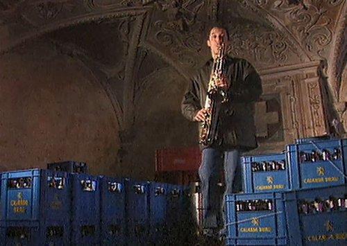 L'amur per il jazz: Jürg Oswald