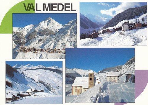 Val Medel gl'unviern