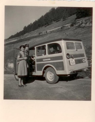 Auto postal 1948, Tschlin