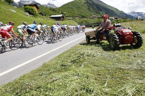 Tour de Suisse sul Lucmagn