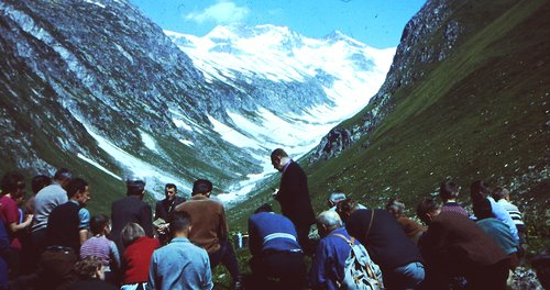 Benedicziun dall'Alp Giuv, Tujetsch