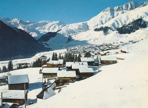 Val Tujetsch