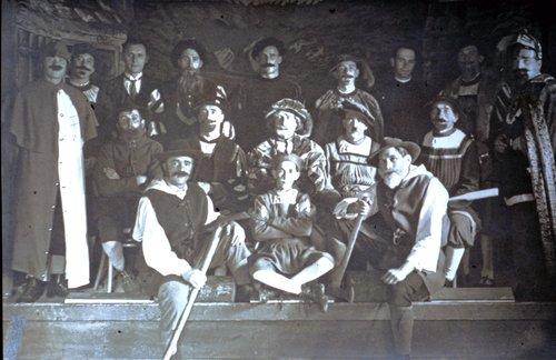 Teater a Laax - Il barun da Razen