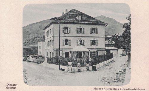 Mustér: Casa Clementina Decurtins-Maissen