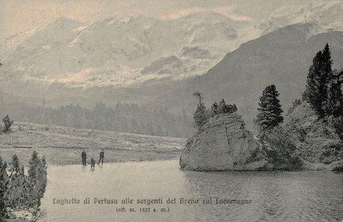 Laghetto di Pertusa al Lucmagn