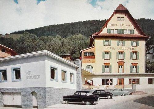 Midadas ella hotellaria da Mustér