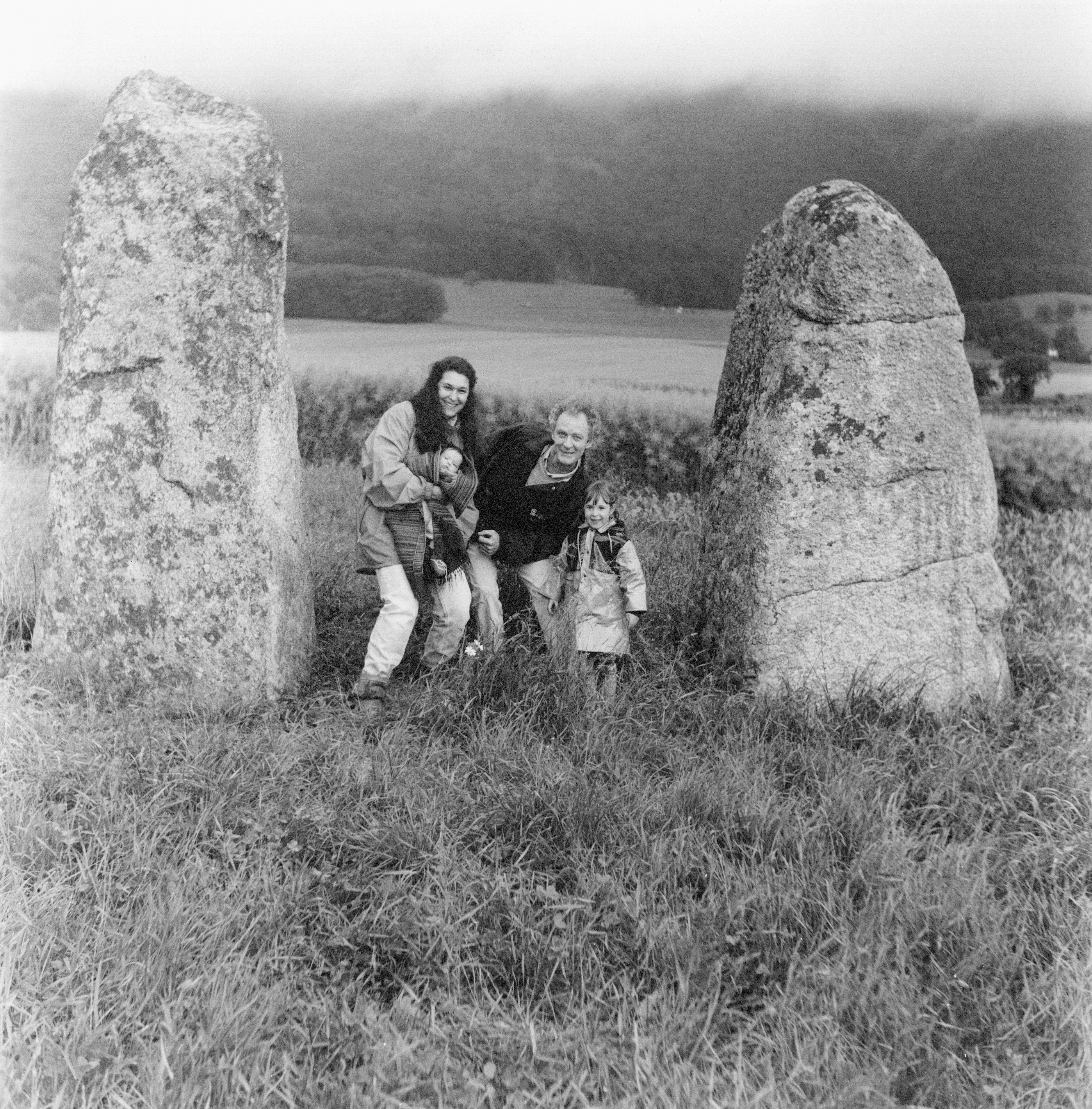 Prähistorischen Fundstätten